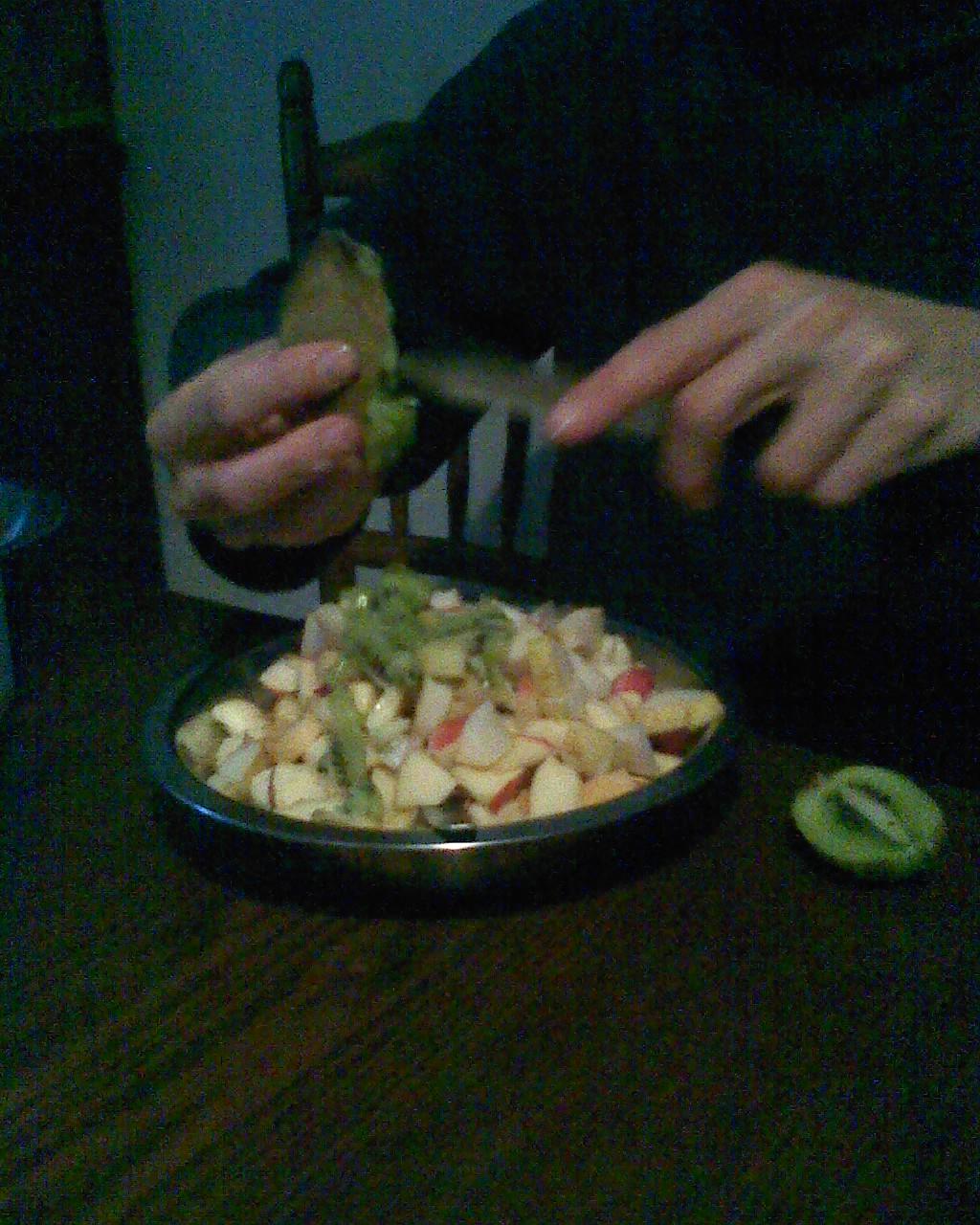 breakfast bowl of fruit
